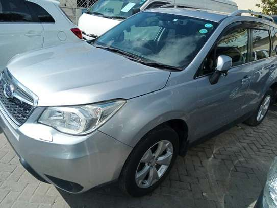 Subaru Forester image 1