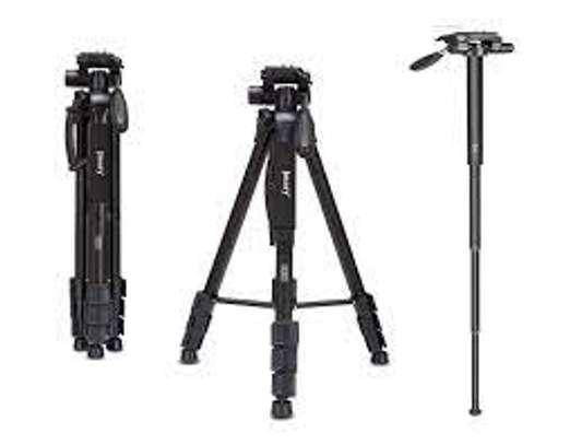 Jmary KP-2599 Professional Camera Tripod Stand image 1