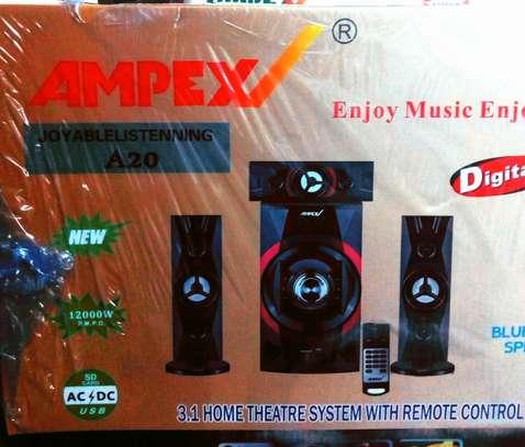 AMPEX SUBWOOFER 3.1 CH image 1