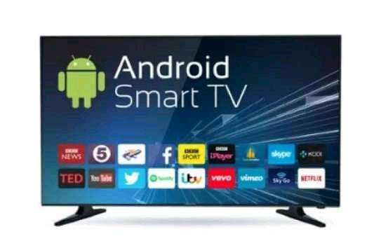 Skyview Android 32 Inch Smart Tv With YouTube Netflix WiFi Brand New image 1