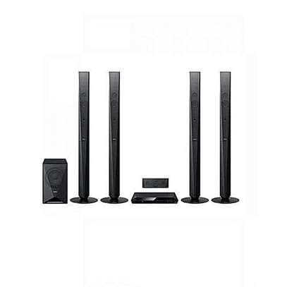 Sony 1000W DVD HOMETHEATRE SYSTEM, BLUETOOTH, 5.1CH, DAV-DZ950 - Black image 1