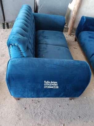 Modern two seater sofa image 2