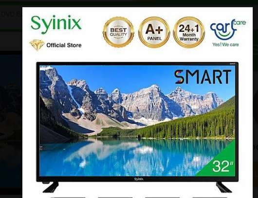 SYNIX 32 INCH SMART TV image 1