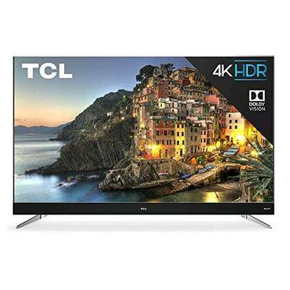 TCL 65 INCH 4K ULTRA HD LED SMART ANDROID TV, BLACK image 2