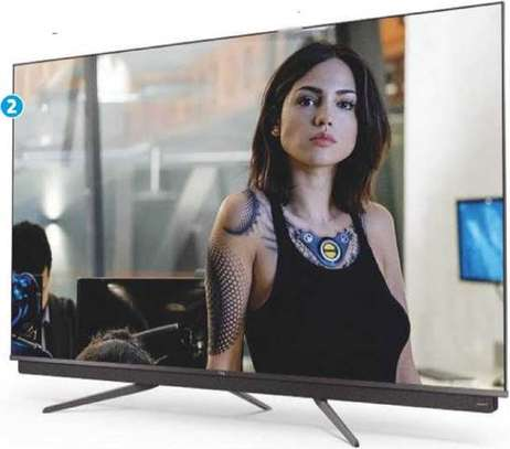 65C815 TCL 65 Inch QLED 4K ANDROID SMART TV image 2
