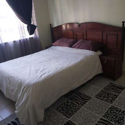 Quick  sale  on  a  Large Modern  Bed Plus Mattress