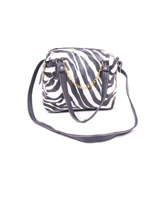 Ladies Sling bag with chain image 1