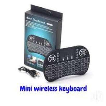 Wireless Mini Keyboard image 1