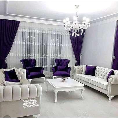 Seven seater sofa for sale in Nairobi Kenya/three seater sofas/two seater sofas/wingback sofas image 1