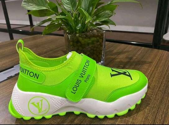Louis vuitton sports shoes. image 1