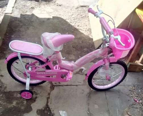 16inch pink bmx speedking bike BEST OFFER
