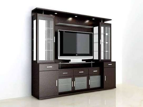 Executive tv stand image 1