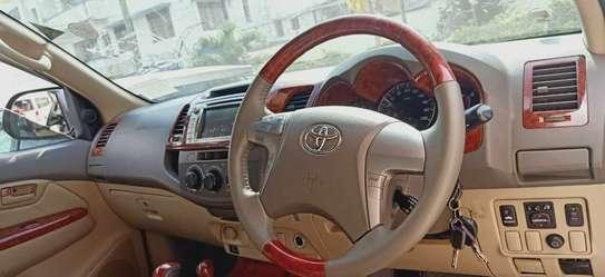 Toyota Hilux 2.5 D-4D Double Cab image 12