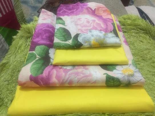 Egyptian Cotton bedsheets image 1