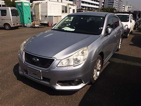 Subaru Legacy B4 2013 image 2