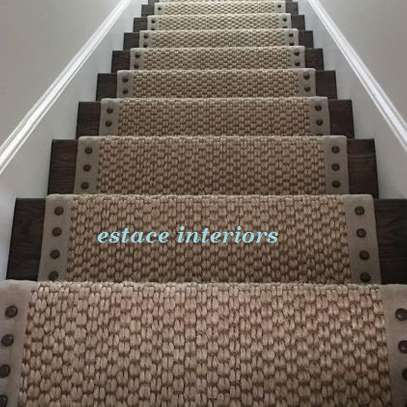 Staircase carpets/Runners image 9