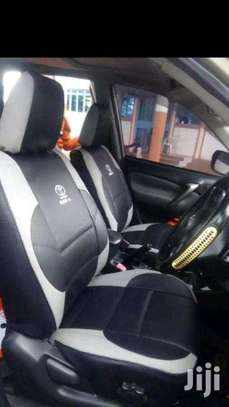 Toyota Rush Car Seat Covers
