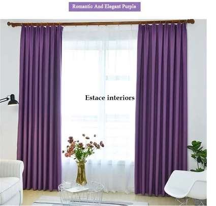 ELEGANT CLASSY CURTAINS AND SHEERS BEST FOR YOUR  ROOM image 2