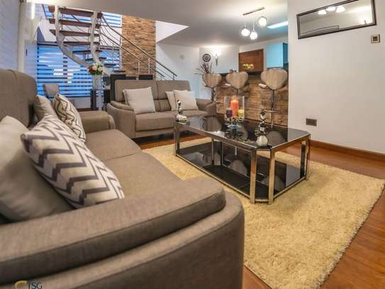 Furnished 2 bedroom apartment for rent in Kilimani image 19