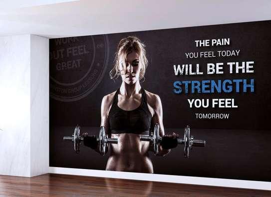 Gym Branding image 4