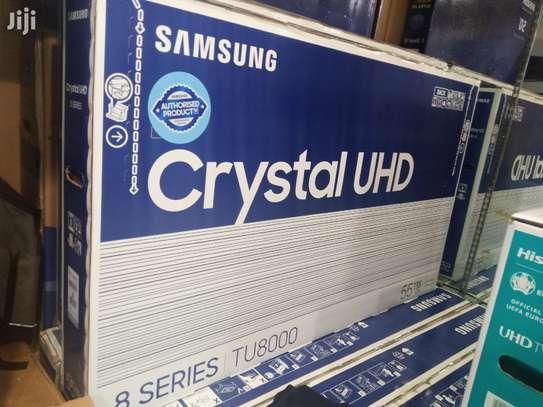 "Samsung 55"" Class TU8000 Crystal UHD 4K Smart TV image 3"