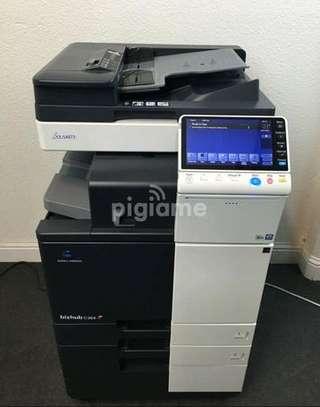 Konica minolta Bizhub C364e photocopier image 1