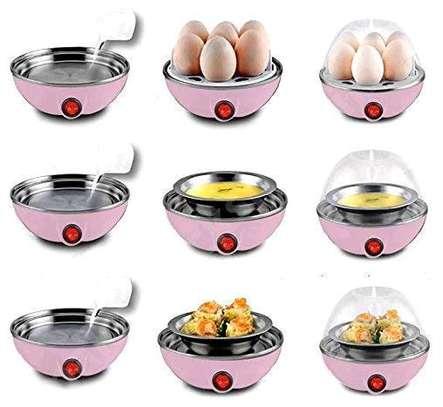 Egg poacher egg cooker egg steamer egg boiler image 4