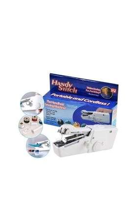 Generic Mini Portable Battery Power Handheld Sewing Machine image 2