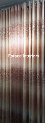 Matched curtains and sheers image 13