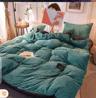 Comfy blanket with one sheet and two pillow cases<5 by 6 image 1