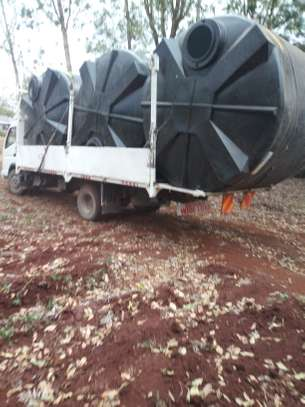 5000 Ltr Top Tank Water Tank