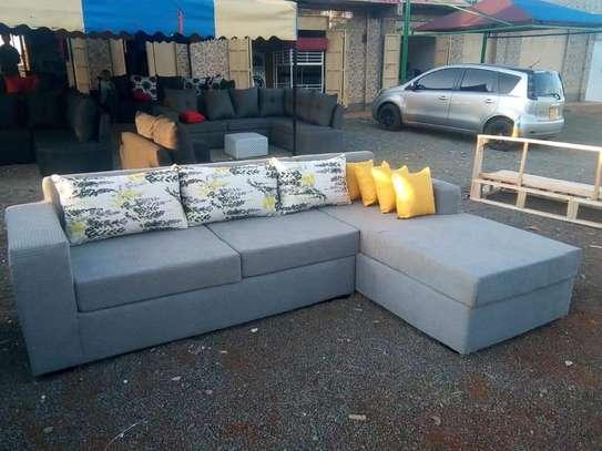 Lshaped sofa image 1