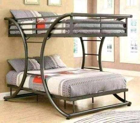 Metallic bed image 1