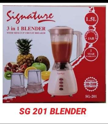 3 in 1 blender