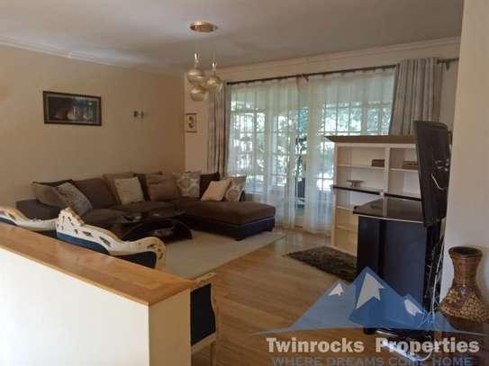 Furnished 4 bedroom house for rent in Karen image 10