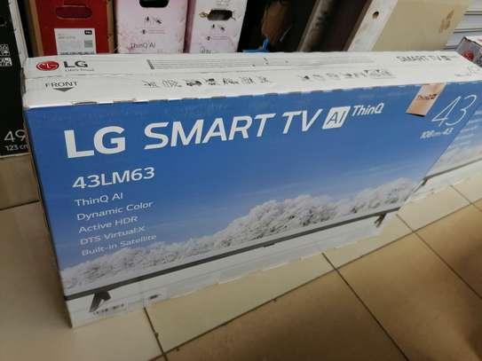 LG 43 inch smart led TV image 1