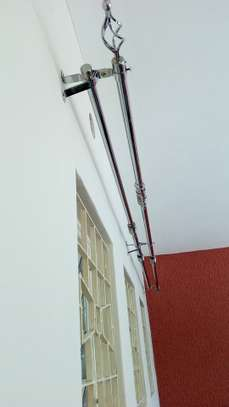 2m  curtain rod image 1