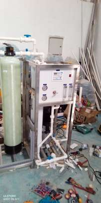 Water treatment services image 1