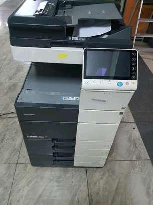 bizhub c364 copier image 2