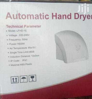 Non Explosive Hand Dryer image 1