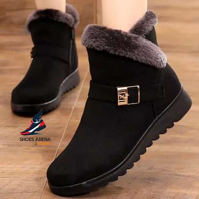 Comfy Leather boots image 8
