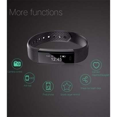 Bracelet Fitness Tracker Sleep Monitor Wristband Bluetooth 4.0 image 4