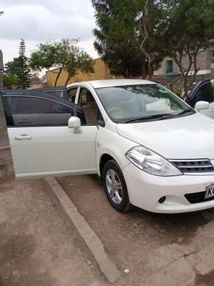 Super clean Nissan Tiida Latio for sale.