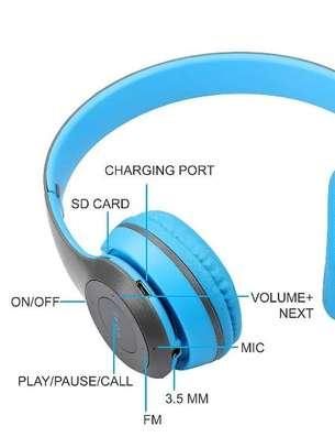 Headphone Music Headset image 2