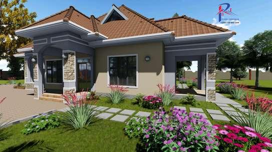 4 Bedroom house design image 2