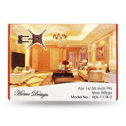universal plasma/LCD wall mount hdl-117b-2 (14-55 Inch TVs) image 5