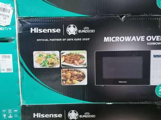 Hisense H20MOWS3 20 LITRES MICROWAVE image 1