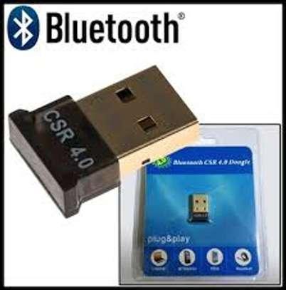 USB Bluetooth Adapter V4.0 Dongle image 1