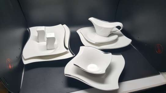 32 Pc Autumn Dinner Set image 5