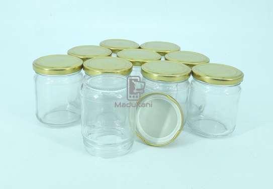 10pcs 212ml Glass Jars Mason Jars with Pop Lids image 5
